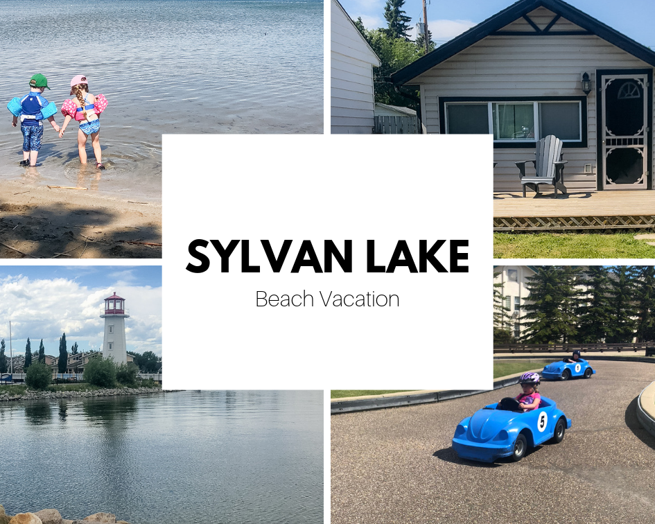 Sylvan Lake Beach